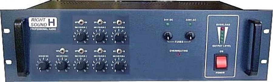Talkback 7 ζωνών 2 way RS 3213
